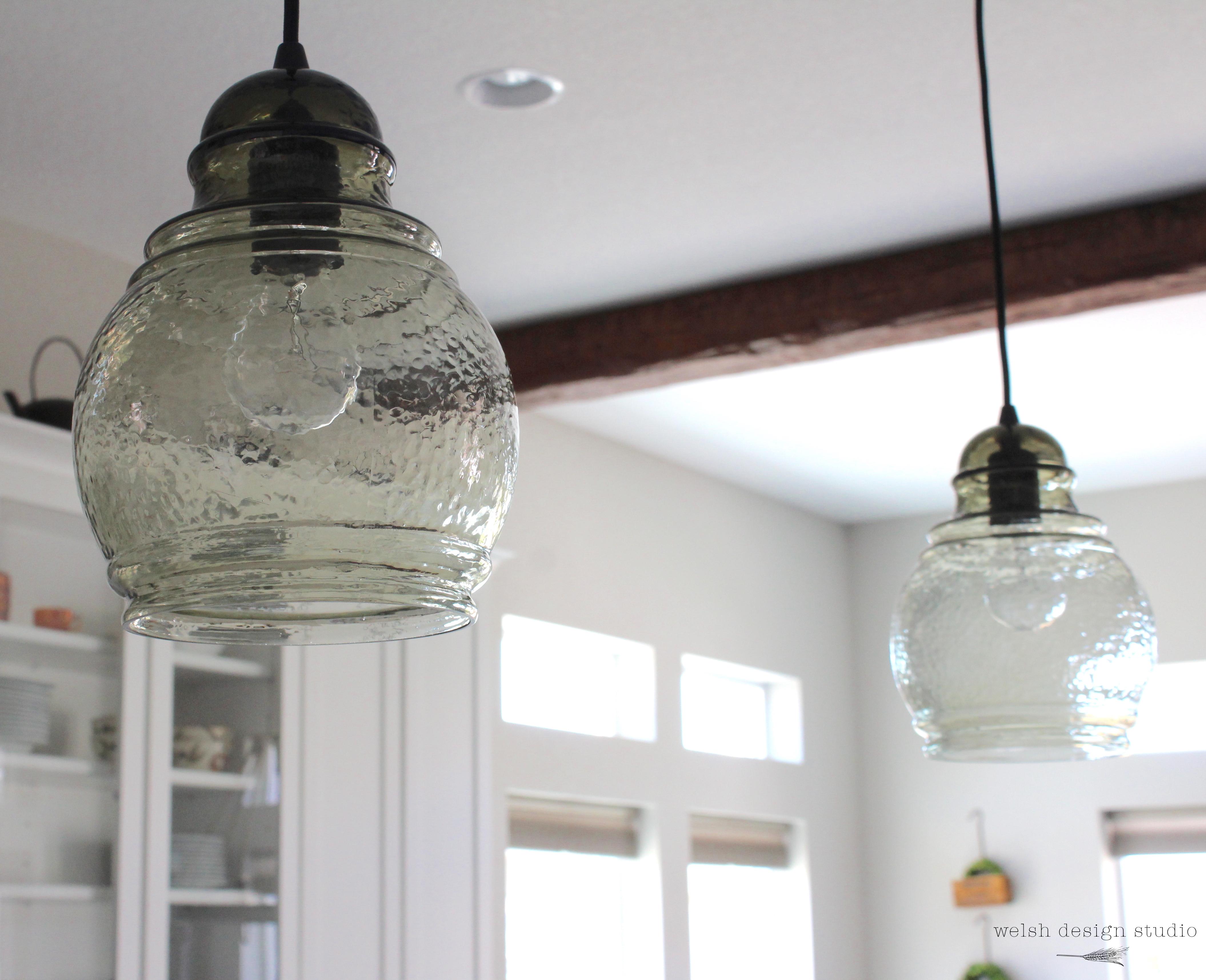 Pendant Lights For An Industrial Farmhouse Kitchen Welsh Design Studio