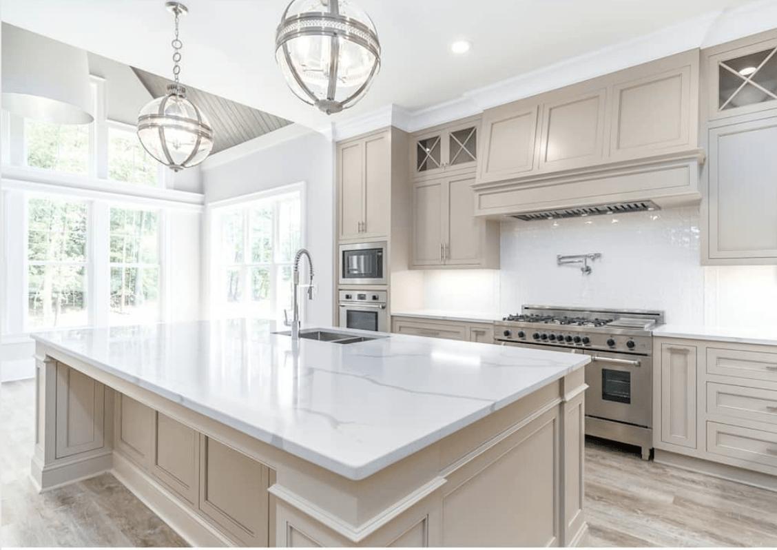 Beautiful Kitchen Cabinet Paint Colors That Aren T White Welsh Design Studio